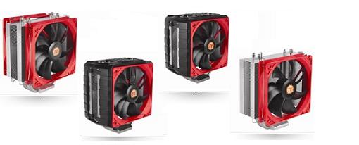 Thermaltake anuncia su nueva serie NiC de disipadores para CPU