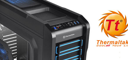 Thermaltake hace oficial su case Chaser A71