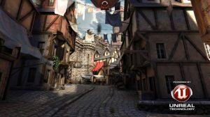 Citadel Unreal 3 - Epic Games
