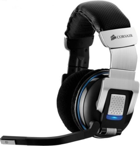 Audifonos Vengeance 2000 Wireless 7.1 de Corsair