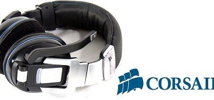 Los audífonos Vengeance 2000 de Corsair reciben soporte Dolby