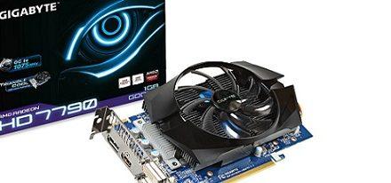 Gigabyte presenta dos nuevas tarjetas de video Radeon's HD 7790