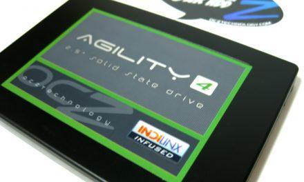 Review: OCZ Agility 4 256GB SSD