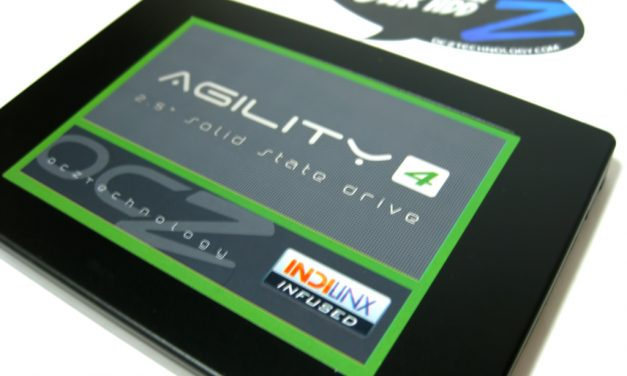 Review: OCZ Agility 4 256GB SSD