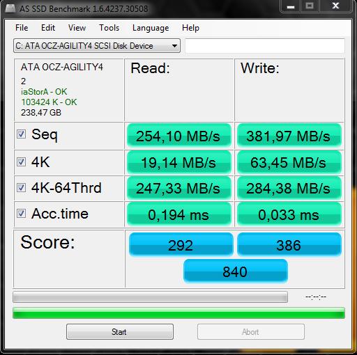 Review_OCZ_Agility4_SSD_AS-SSDBench