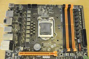 Tarjeta madre GA-Z87X-OC de Gigabyte