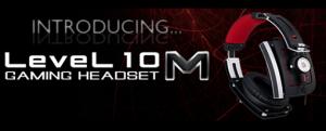 Tt eSPORTS Level 10 M Headset