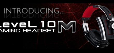 CeBIT 2013 – Tt eSports Level 10 M Headset