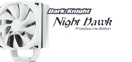 CPU Cooler Dark Knight Frostbourne de Xigmatek