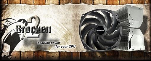 Disipador de calor para CPU Brocken 2 de Alpenföhn