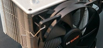 CeBIT 2013 – CPU Cooler Shadow Rock 2 de Be Quiet!