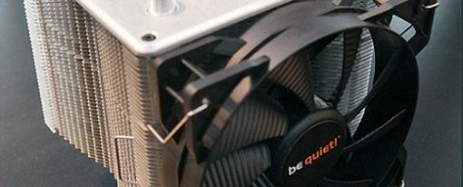 CeBIT 2013 – CPU Cooler Shadow Rock 2 de Be Quiet!