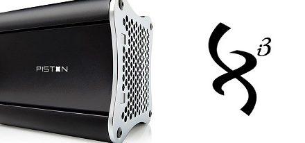 La consola Xi3 Piston 'Steam Box' ya se puede reservar