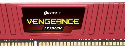 Kits de memoria Vengeance Extreme a 3000MHz de Corsair