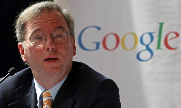 CEO de Google usa Blackberry