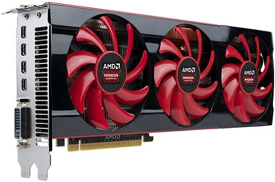 AMD Radeon HD 7990 'Malta'