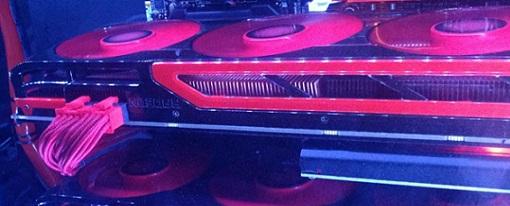 La tarjeta gráfica AMD Radeon HD 7990 será liberada el 24 de abril