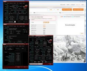 Asus GTX Titan - 3DMark-Fire-Strike - World Record