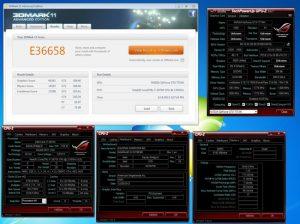 Asus GTX Titan - 3DMark11 Entry - World Record