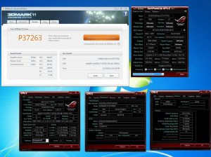 Asus GTX Titan - 3DMark11 Performance - World Record