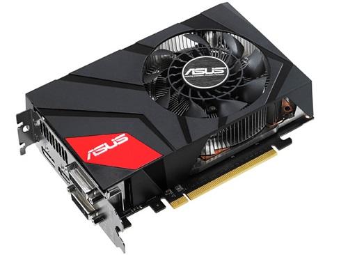 Asus GeForce GTX 670 DirectCU Mini - GTX670-DCMOC-2GD5