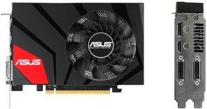 Asus GeForce GTX 670 DirectCU Mini - GTX670-DCMOC-2GD5