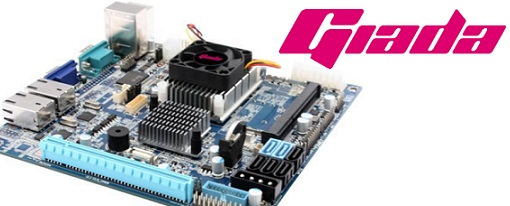 Tarjeta madre mini-ITX N70E-DR de Giada