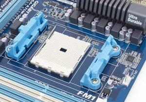 Gigabyte socket FM1