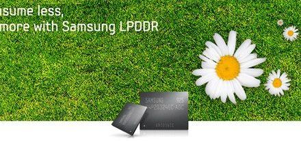 Samsung inicia la fabricación de memorias DRAM LPDDR3 de 4 GB para dispositivos móviles
