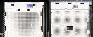 Sockets AM3 y FM1 de AMD