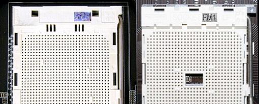 Los sockets AM3 y FM1 de AMD serán reemplazados por completo en el 2014