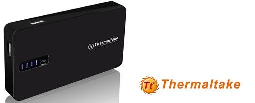 Thermaltake lanza una nueva línea de baterías portátiles