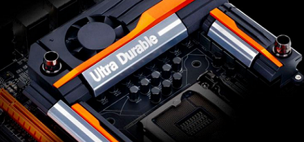 Imagen teaser de la ¿GA-Z87X-UP7 o de la GA-Z87X-OC?