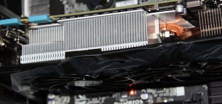 Detallado el sistema de refrigeración WindForce 450W de Gigabyte