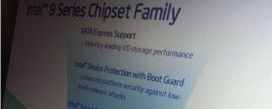 Intel Chipsets H97 y Z97 - SATA Express