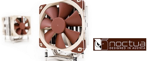 CPU Coolers NH-U12DX i4 y NH-U9DX i4 de Noctua