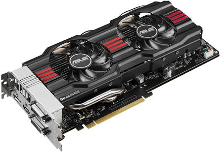 GeForce GTX 770 DirectCU II de Asus