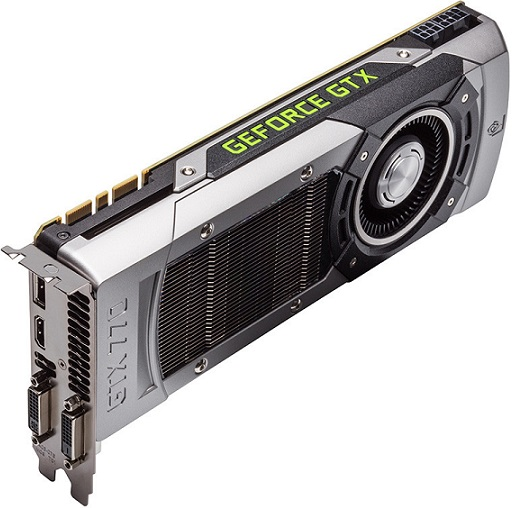 GeForce GTX 770 de Nvidia