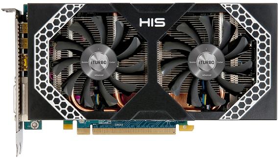 HIS Radeon HD 7850 IceQ X² y HD 7850 IceQ X² Turbo 2 GB