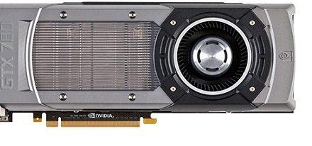 La tarjeta gráfica GeForce GTX 780 es un 20% más potente que la GeForce GTX 680