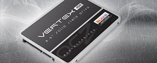 Nuevos SSDs Vertex 450 de OCZ