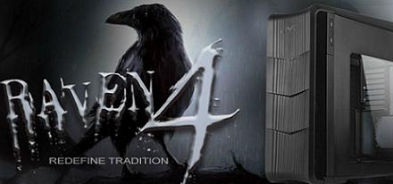 SilverStone pronto  lanzará su case Raven 4 (RV04)