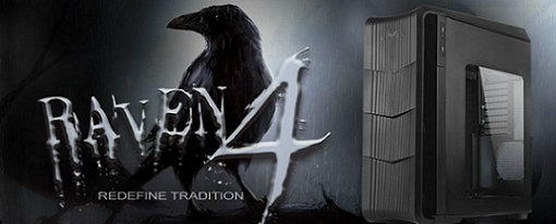 SilverStone pronto  lanzará su case Raven 4 (RV04)