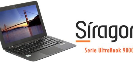 Disponible Ultrabook serie 9000 de Síragon en el país