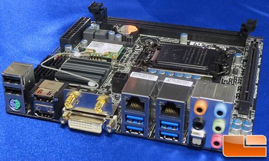 arjeta madre GA-Z87N-WiFi de Gigabyte
