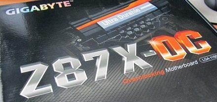 Detalles e imágenes de la tarjeta madre GA-Z87X-OC de Gigabyte