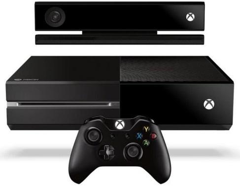 Consola de juego Xbox One de Microsoft