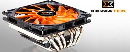 Xigmatek lanza su CPU Cooler Janus