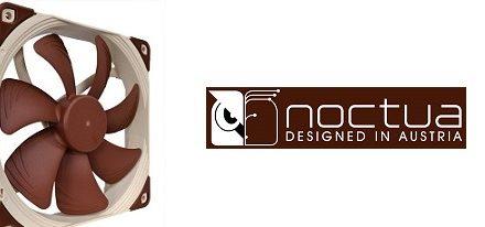 Noctua libera una versión PWM de su ventilador NF-A14