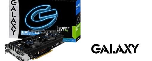 Especificaciones e imágenes de la GeForce GTX 770 GC de Galaxy
